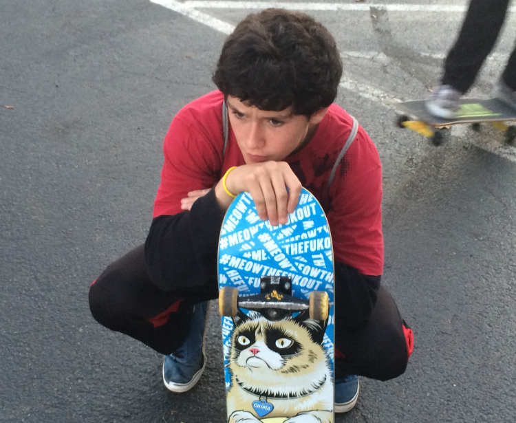 Dale Hirrel, GWL Skatepark