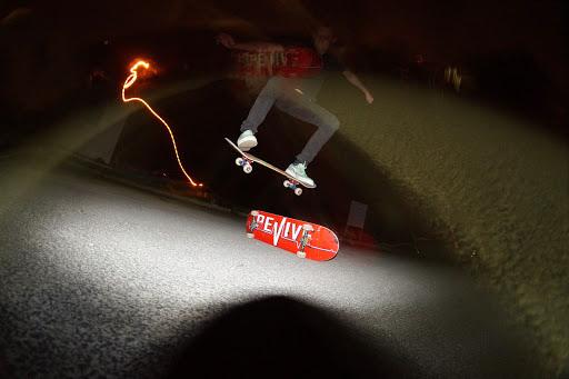 GWL Skatepark, Dale Hirrel