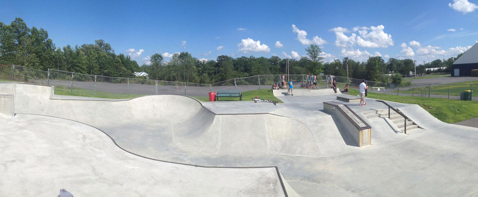 GWL Skatepark - Saugerties Skatepark - flowparks