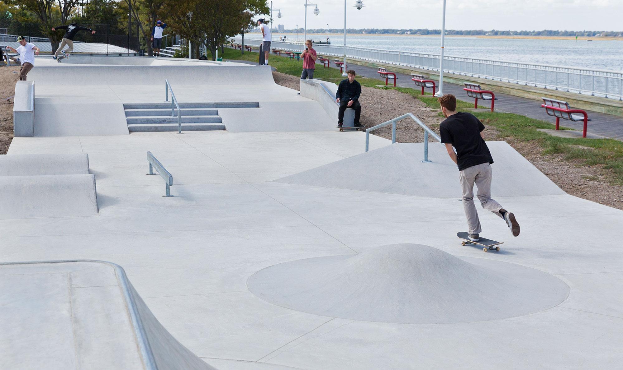 GWL Skatepark - Long Beach Skatepark