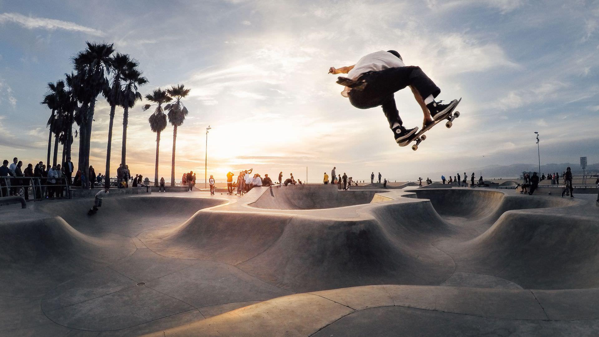 GWL Skatepark - Venice Beach Skatepark