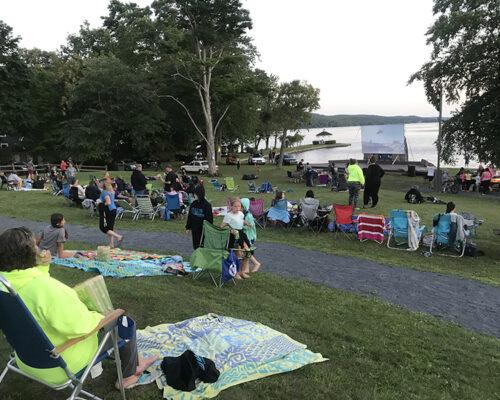 The Goonies, Movie Night Fundraiser, 2021, GWL Skatepark, Fundraiser, Thomas P. Morahan Waterfront Park, Greenwood Lake, NY,