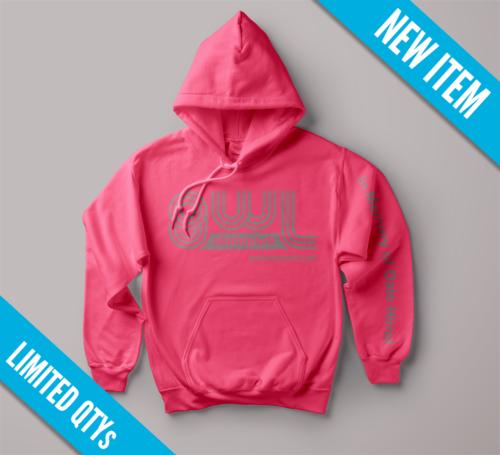 GWL Skatepark branded hoodies, merchandise, fundraiser, In Memory of Dale Hirrel